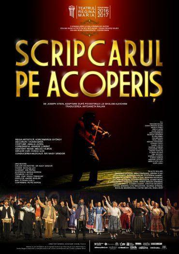 Scripcarul pe acoperiș - Hegedűs a háztetőn