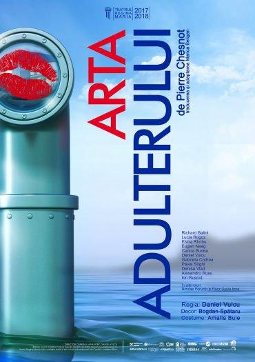 Arta adulterului - A házasságtörés művészete