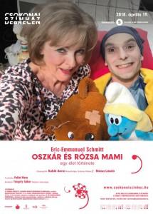 Oszkár és Rózsa mami