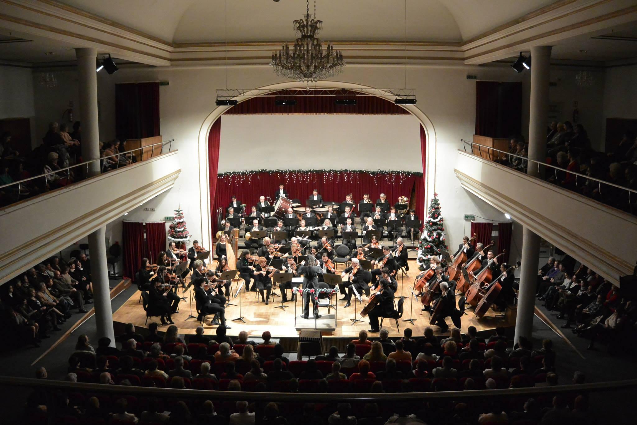 Bihar & Bihor - A Nagyváradi Állami Filharmónia vendégjátéka