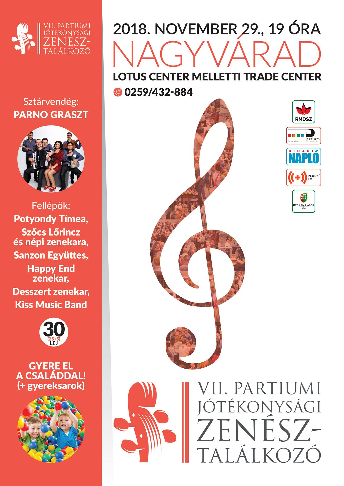 VII. Partiumi Zenésztalálkozó