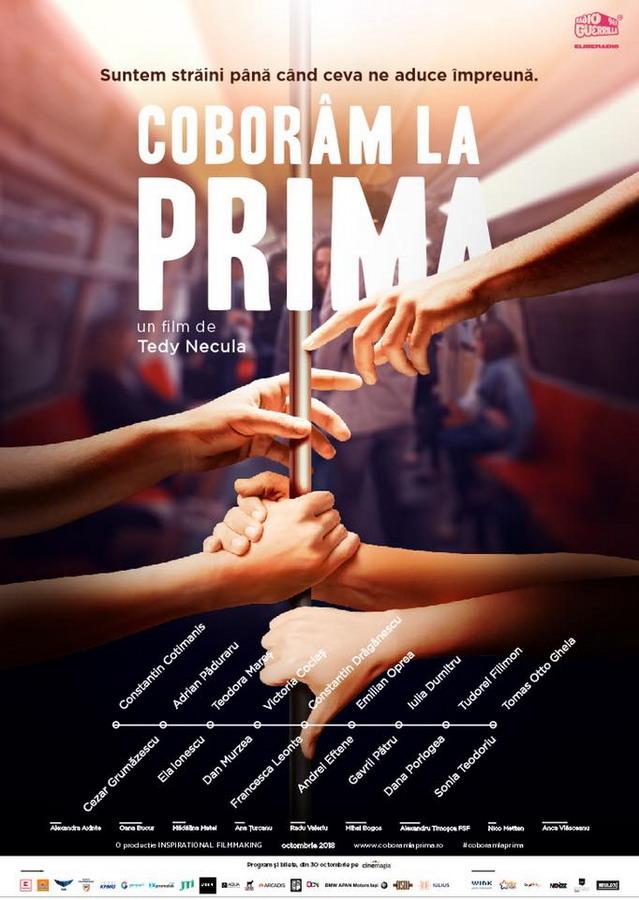 Coborâm la prima/Az elsőnél leszállunk