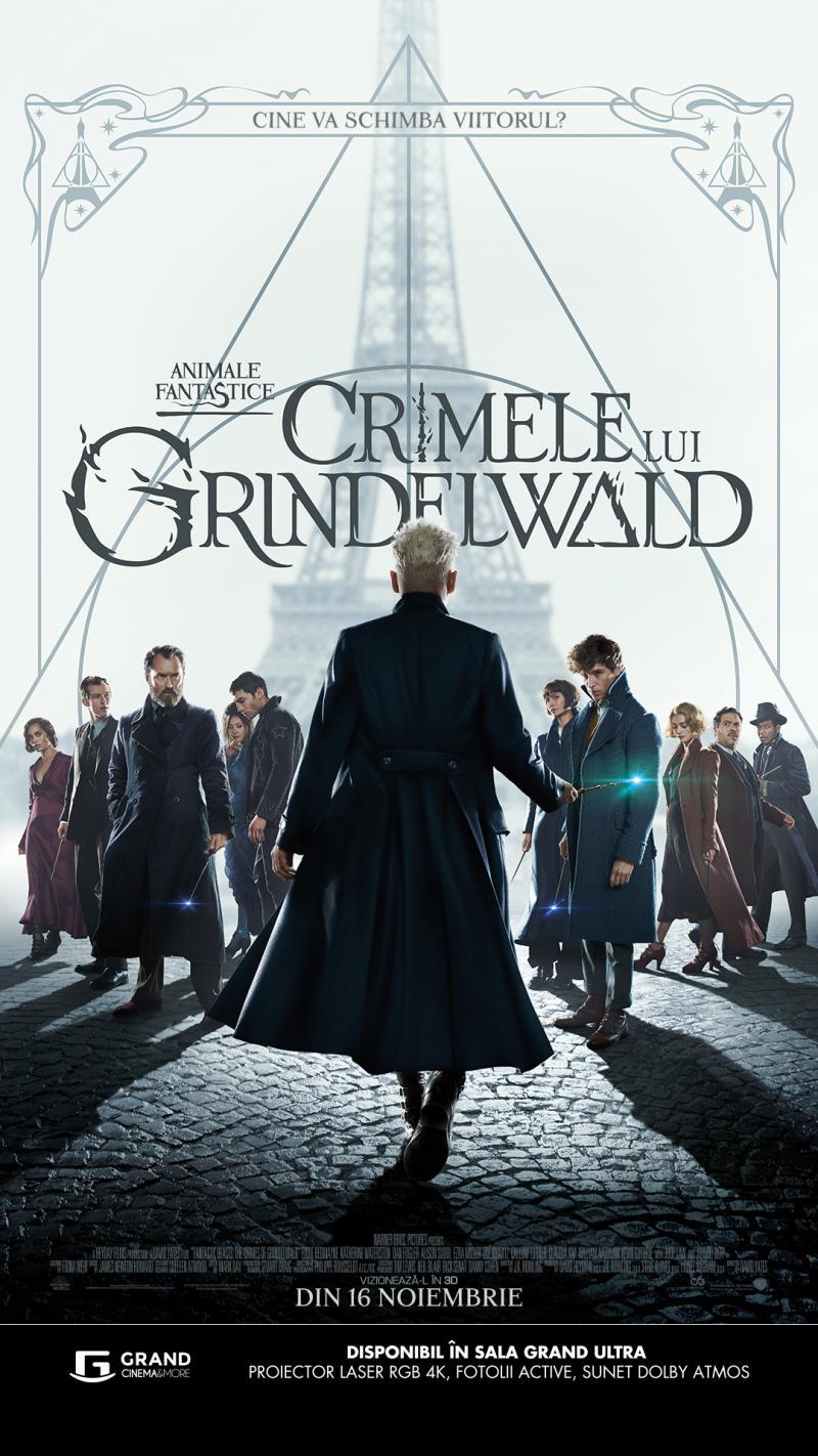Legendás állatok - Grindelwald bűntettei/Animale Fantastice - Crimele lui Grindelwald - Premier előtti vetítés