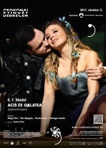 G. F. Händel: Acis és Galatea (ifjúsági változat) -BEMUTATÓ