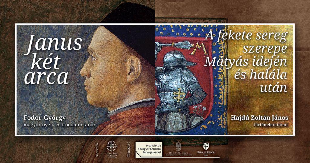 Janus két arca és a fekete sereg