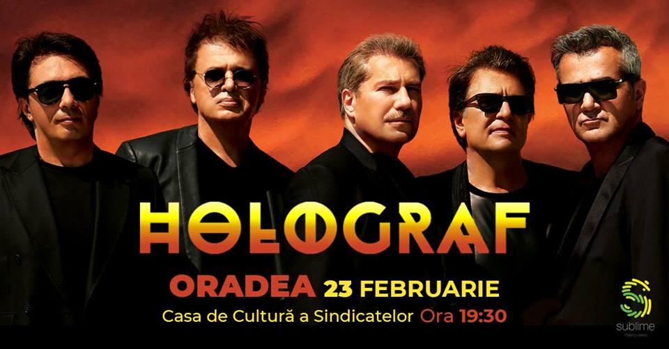 Holograf koncert