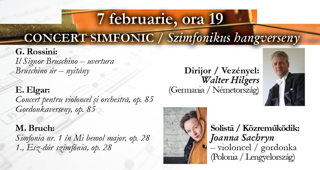 Szimfonikus hangverseny