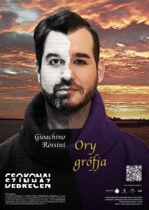 Gioachino Rossini: Ory grófja - BEMUTATÓ