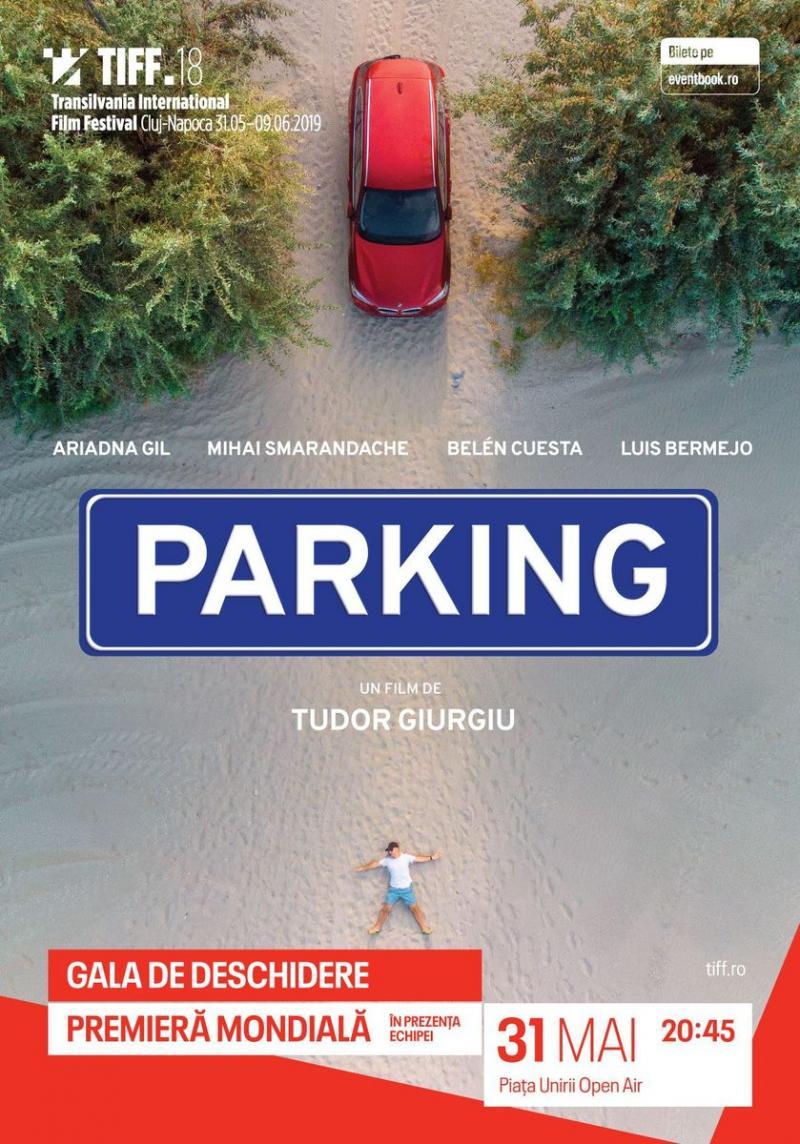 Parking - PREMIER BESZÉLGETÉSSEL