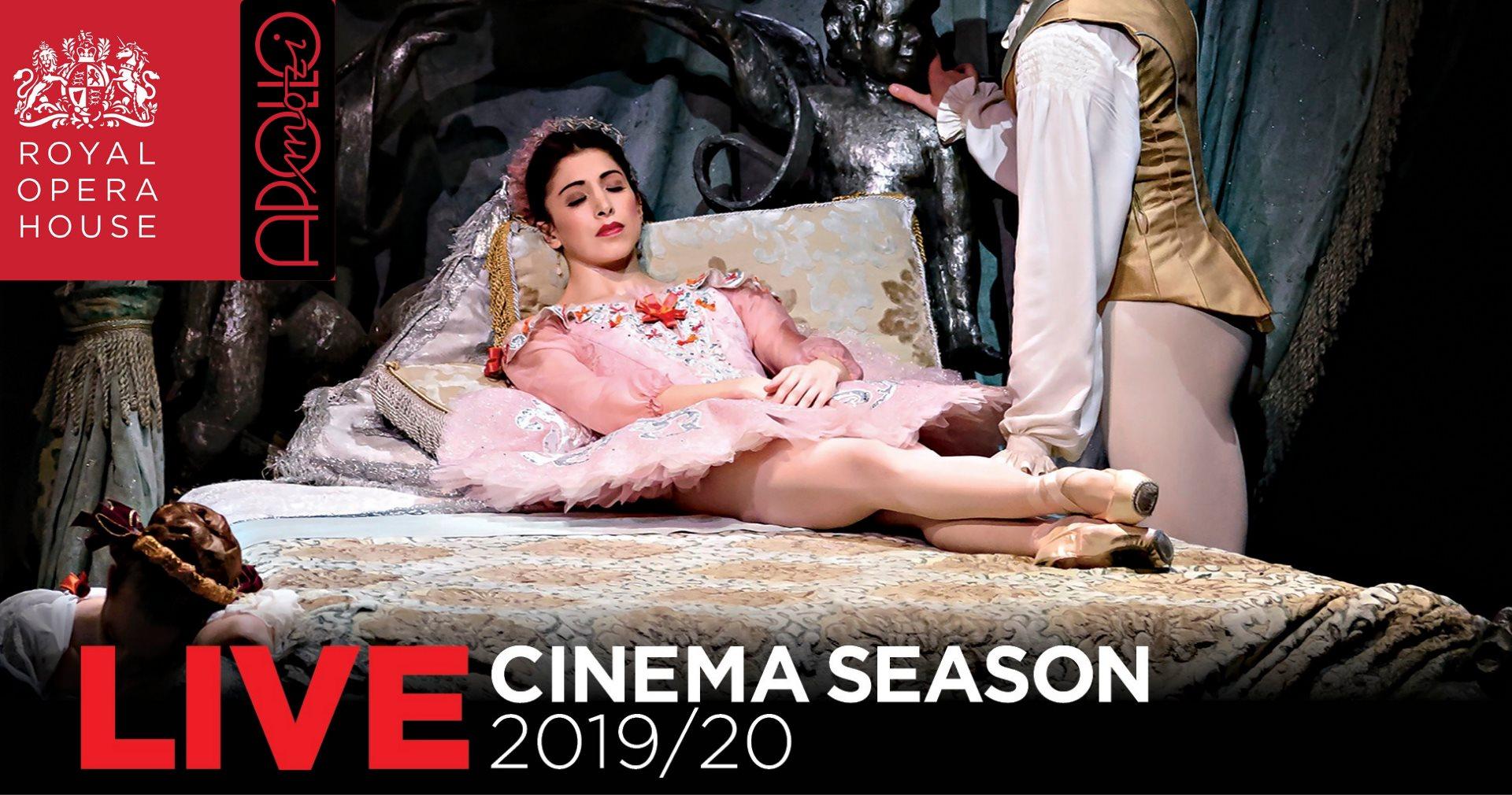 Royal Opera House: COPPÉLIA (balett, élő közvetítés)