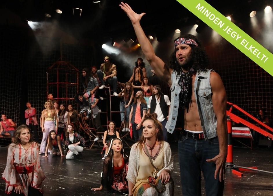 Pannon Várszínház | Hair - musical két részben