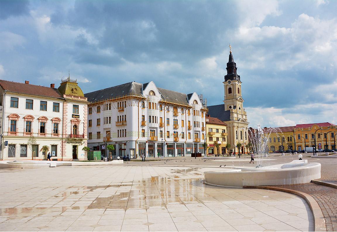 Piața Unirii Oradea ghidlocal 3